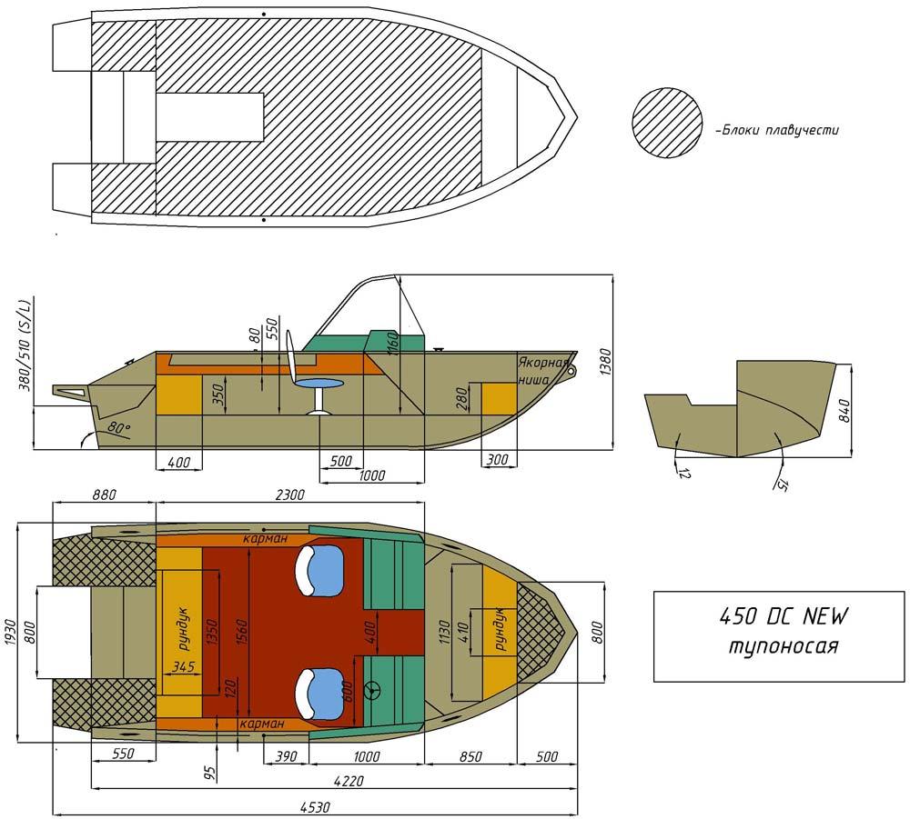 чертёж для - Неман-450 DC NEW