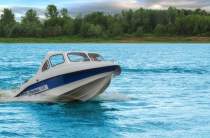 3 - Wyatboat-3 П (полурубка)
