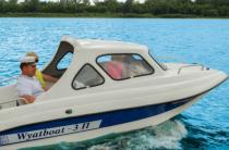 11 - Wyatboat-3 П (полурубка)