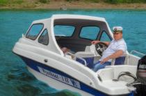 23 - Wyatboat-3 П (полурубка)