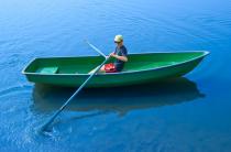 5 - Стеклопластиковая Лодка Голавль