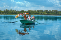 3 - Стеклопластиковая Лодка Голавль