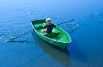 7 - Стеклопластиковая Лодка Голавль
