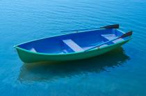 6 - Стеклопластиковая лодка Дельфин