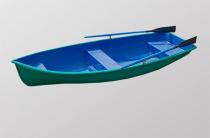 7 - Стеклопластиковая лодка Дельфин