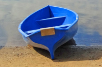 5 - Стеклопластиковая лодка Омуль