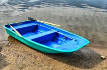 1 - Стеклопластиковая лодка Старт (тримаран)