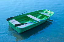 6 - Стеклопластиковая лодка Старт (тримаран)