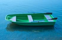 7 - Стеклопластиковая лодка Старт (тримаран)