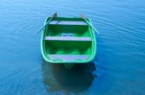 9 - Стеклопластиковая лодка Старт (тримаран)
