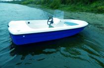 5 - Тримаран Wyatboat 430C