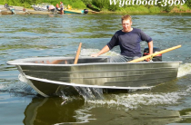 21 - Wyatboat 390 У