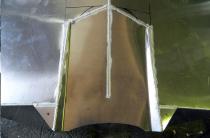 3 - Туннель под водомет на алюминиевый катер
