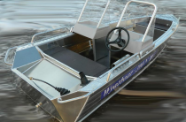 4 - Wyatboat-390 У с консолями