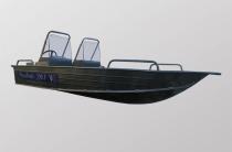 9 - Wyatboat-390 У с консолями