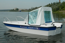 11 - Wyatboat-430 DCM (тримаран)