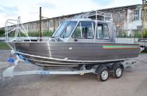 1 - Wyatboat-660 Cabin