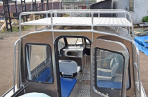 8 - Wyatboat-660 Cabin