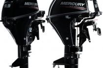 1 -  Лодочные моторы Mercury
