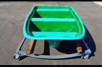 14 - Стеклопластиковая лодка Старт (тримаран)