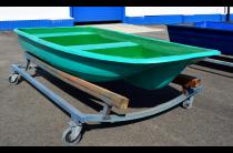 16 - Стеклопластиковая лодка Старт (тримаран)
