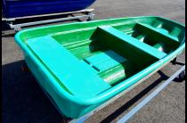 18 - Стеклопластиковая лодка Старт (тримаран)