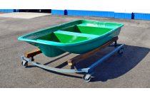 2 - Стеклопластиковая лодка Старт (тримаран)