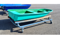 19 - Стеклопластиковая лодка Старт (тримаран)