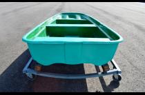 4 - Стеклопластиковая лодка Старт (тримаран)