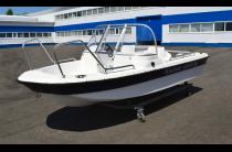 2 - Wyatboat-430 DC (тримаран)