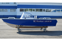 3 - Wyatboat-430 DCM NEW