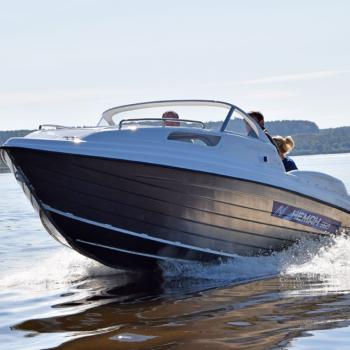 NEMAN Комбинированные катера Neman-550 с каютой