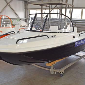Комбинированные катера Wyatboat-430M