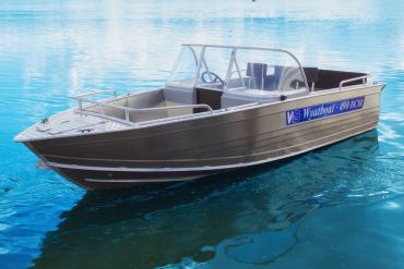 Wyatboat-490 T DCM