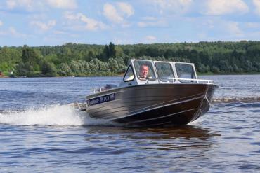 Wyatboat 490 DCM Pro