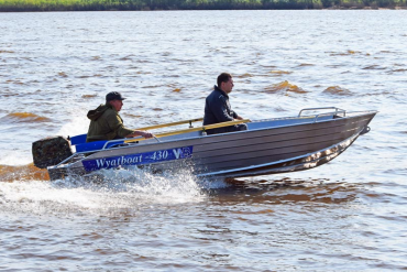 Wyatboat-430М