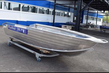 Wyatboat-390Р Увеличенный борт