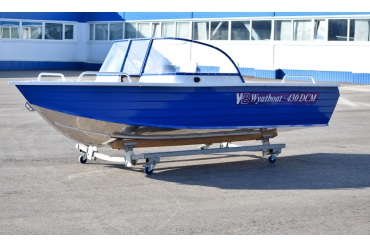 Wyatboat-430 DCM NEW
